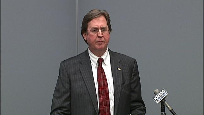 Tulsa Mayor Calls Last Minute News Conference On Hiring Scandal