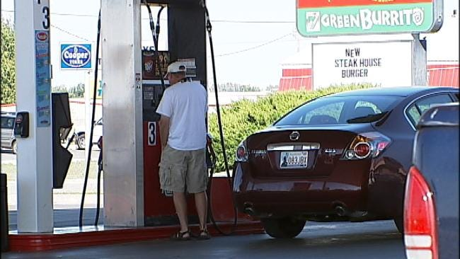 Cheap Gas In Skiatook Is Now Just A Memory