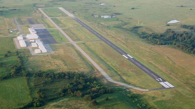 Claremore And Stillwater Airports Land Improvement Grants