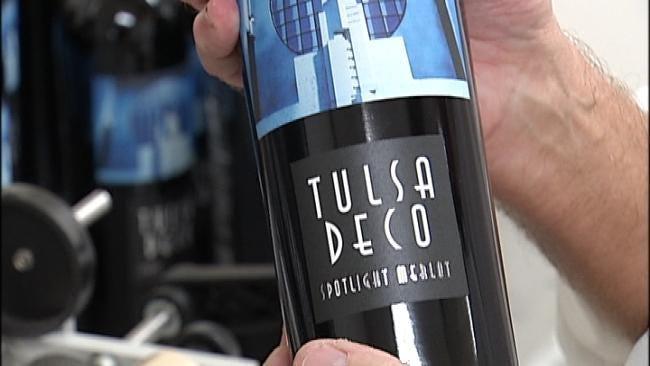 Downtown Tulsa Winery Honors City's Art Deco History