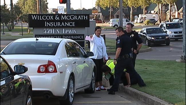 Police: Teenager Struck As Tulsa Driver Runs Red Light