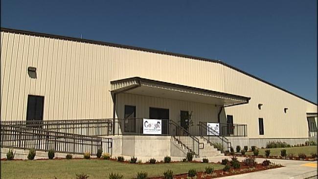 Google Data Center Opens In Pryor