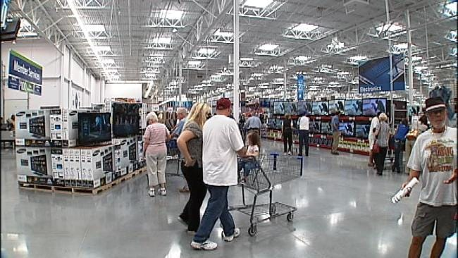 More Options Open Up For Shoppers At Tulsa Hills