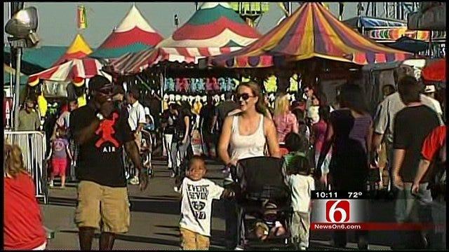 Tulsa State Fair Kicks Off At Expo Square