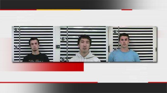 3 Men Accused In Catoosa IHOP Shooting Heading To Trial