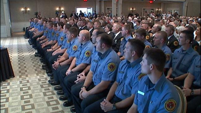49 Recruits Join The Tulsa Fire Department
