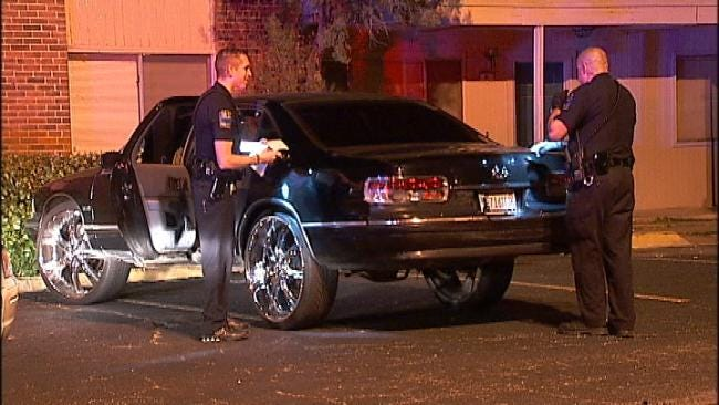 Tulsa Driver Arrested After Short Police Chase