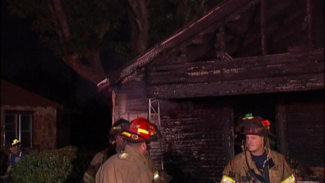 Two Tulsa House Fires Early Friday Morning Under Investigation