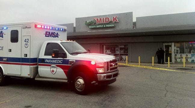 Tulsa Beauty Supply Employee Wounded In Shooting