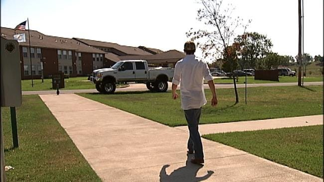 Jenks Crime Victim Recovering From Stabbing
