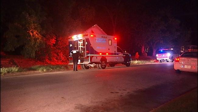 Tulsa Woman Stabbed With Kitchen Knife