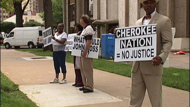 Cherokee Freedmen Ask Court To Reinstate Voting Rights