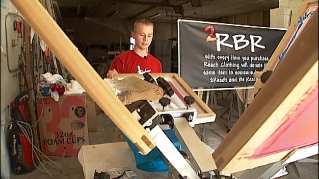 Collinsville Teen Reaches High To Help Others
