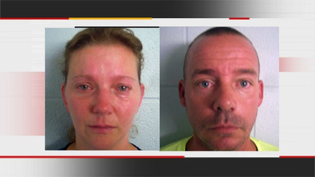 Copan Couple Arrested On Child Abuse Complaint After Spanking