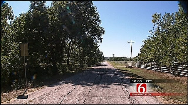 Green Country Rural Roads Pose Danger To Drivers
