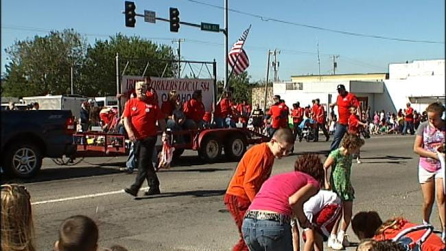 Henryetta's Annual Labor Day Parade