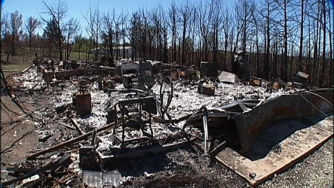 More Help Comes To Terlton Fire Victims