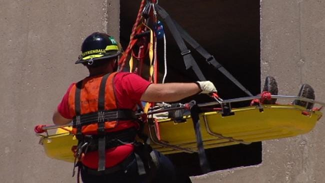 Record Number Of Tulsa Fire Cadets Take Part In Training Class