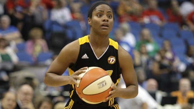 Shock's Ivory Latta Out For Season