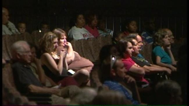 Wagoner Police Hold Community Meeting Over Sexual Assaults