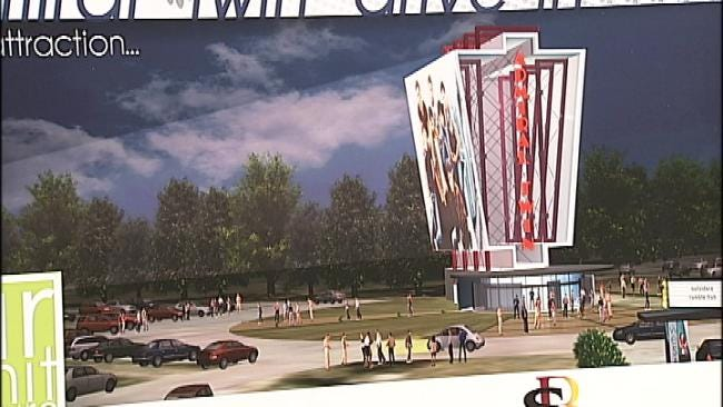 A Lost Year For Tulsa's Admiral Twin Drive-In