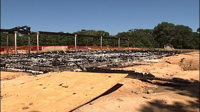 Okmulgee Wildlife Refuge Opens New Visitor Center After Fire