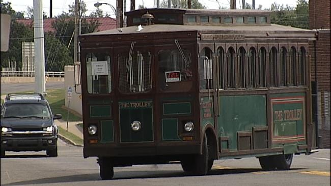 Tulsa Trolley - And History - For Sale