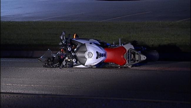 Two Brothers Injured In Tulsa Motorcycle Crash