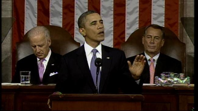Oklahoma Lawmakers Respond To President's Job Speech