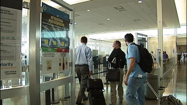Impact of 9/11 Still Felt A Decade Later At Tulsa International Airport