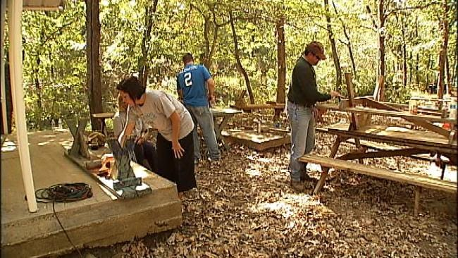 More Than 4,000 Volunteers Take Part In Tulsa's Day Of Caring