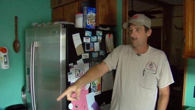 Rogers County Homeowner Fed Up, Shoots Repeat Intruder In Leg