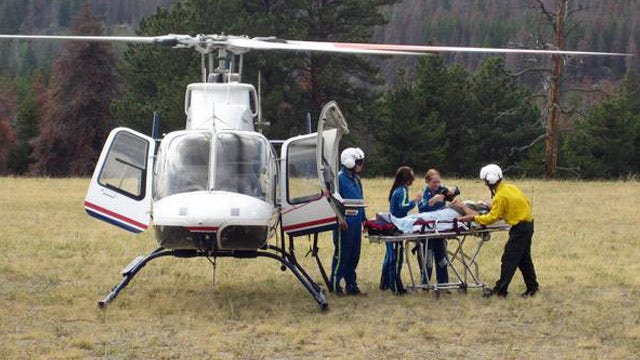 Tulsa Man Rescued In Rocky Mountain National Park