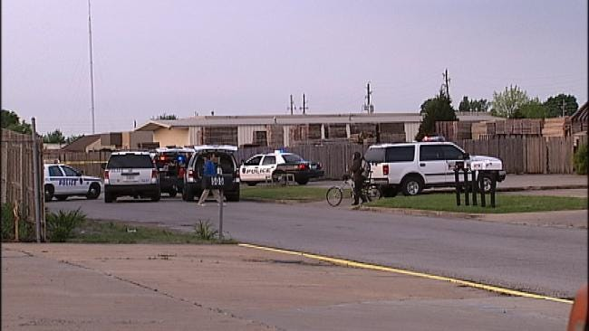 Broken Arrow Police: Business Owner Killed When CNG Tank Explodes