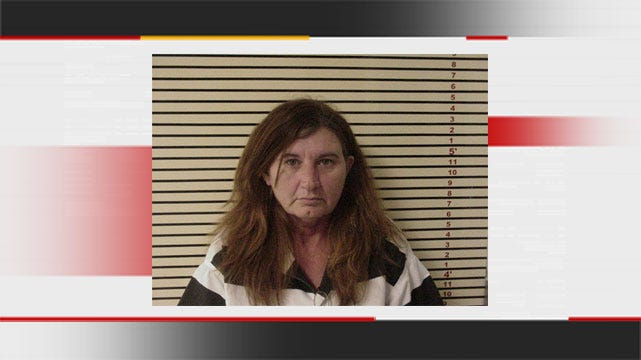 Coweta Woman Ordered To Prison For Rest Of Her Life