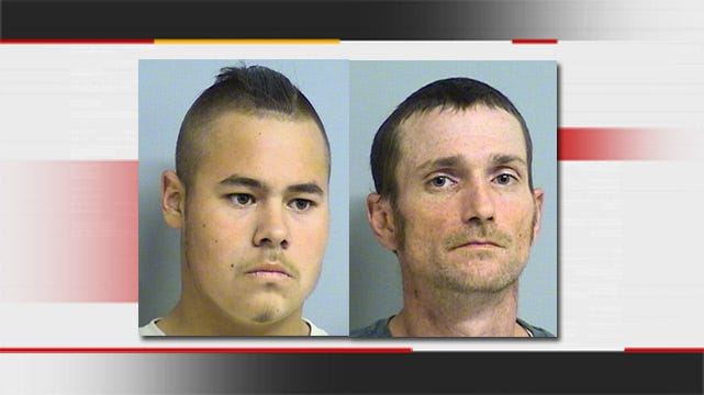 Two Arrested In North Tulsa Shooting Spree