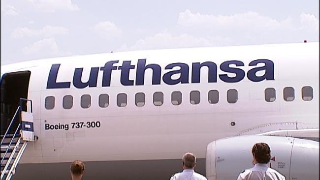 Lufthansa Technik Announces Expansion Of Tulsa Headquarters