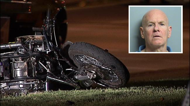 Police Release Identity Of Driver Arrested For DUI After His Truck Hits Motorcycle
