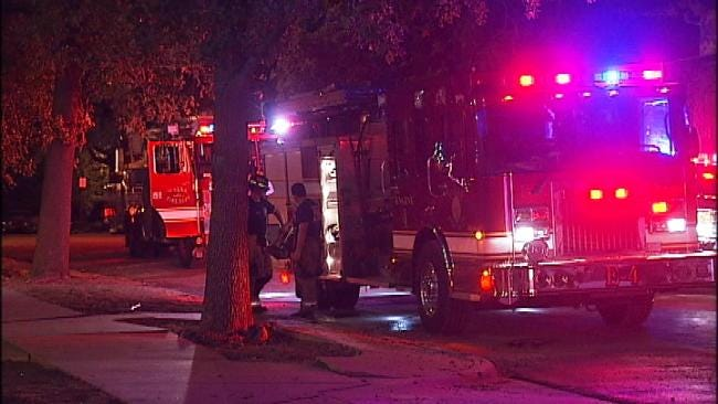 Small Fire Extinguished In Downtown Tulsa Apartment Building