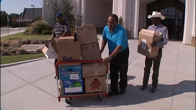 Groups To Giveaway Three Truckloads Of School Supplies