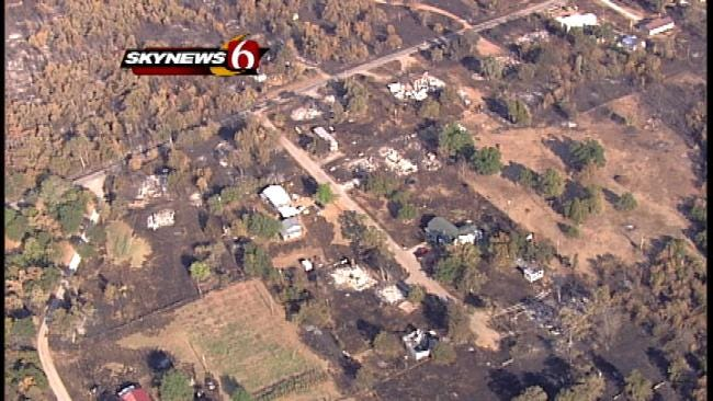 Oklahoma Southern Baptist Relief Helps Out Here At Home