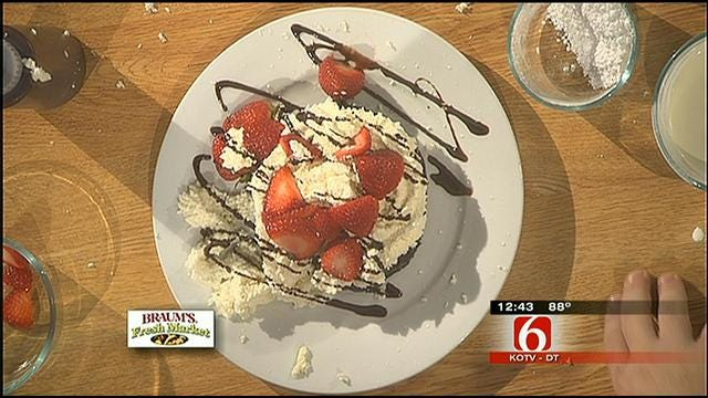 Oreo Cheesecake 'Brownies'