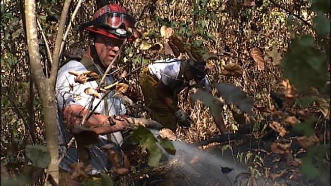 Rural Oklahoma Fire Departments Go Broke Fighting Wildfires