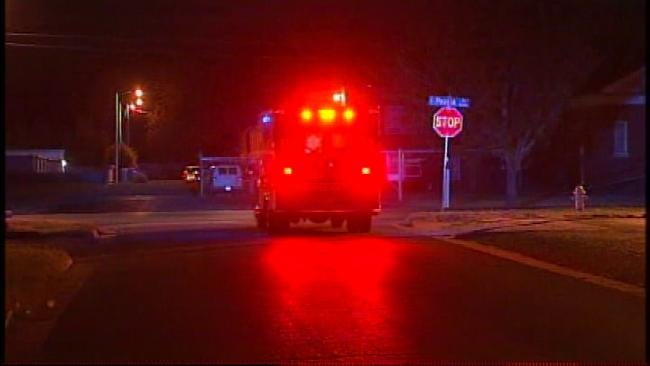 Two Wounded In Shooting At South Tulsa Apartment Complex