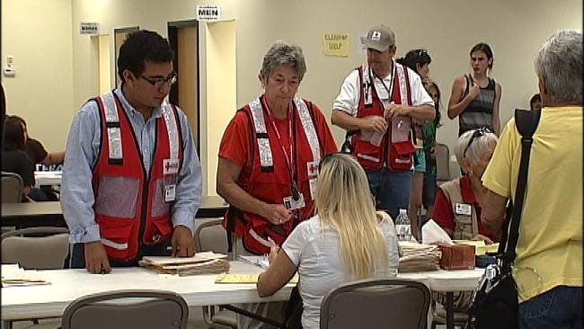 Local Musicians Team With Tulsa Red Cross To Aid Fire Victims