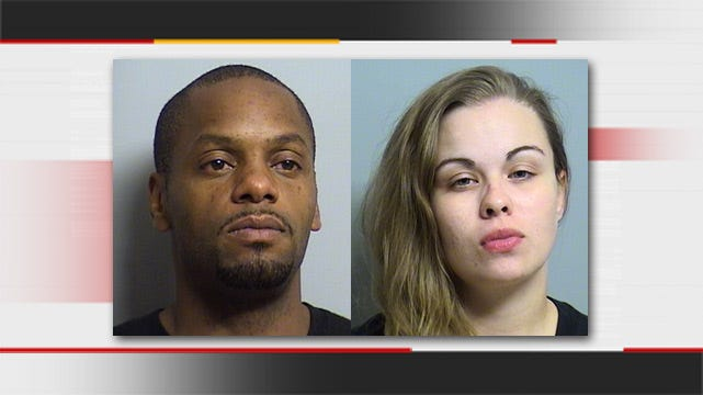 Tulsa Traffic Stop Nets Two Arrests