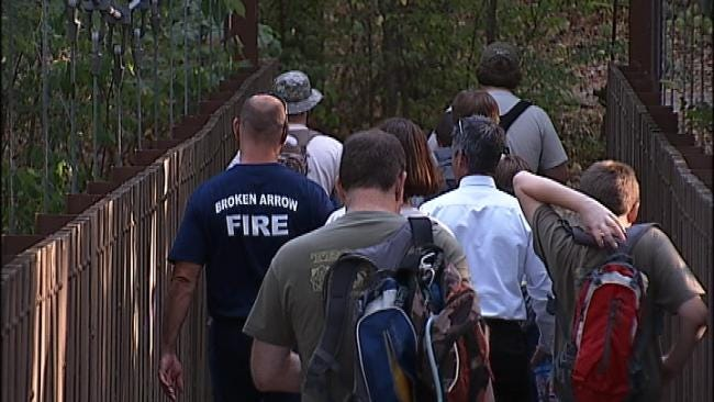 Green Country Boy Scouts Train To Help Emergency Crews With Searches