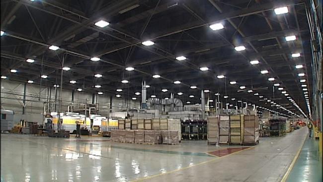 Tulsa Bus Company Wins Energy Efficiency Award