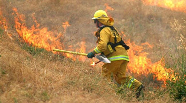 Driver May Have Sparked Series Of Sand Springs Grass Fires