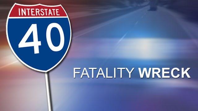 California Truck Driver Killed In I-40 Crash Near Checotah